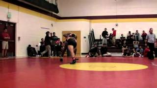 Hudson Buck - Sac City vs Steven Wilbert - Lassen College Finals