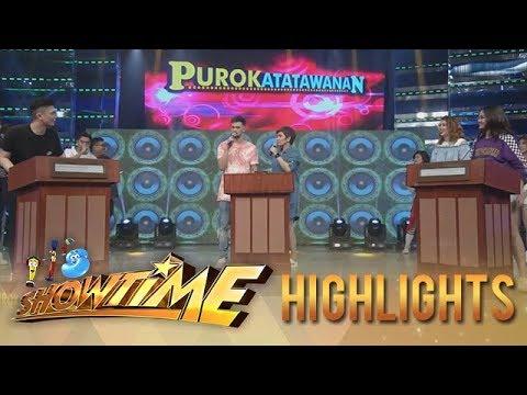 It's Showtime PUROKatatawanan: FUNanghilian's newest segment |