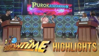 It's Showtime PUROKatatawanan: FUNanghilian's newest segment