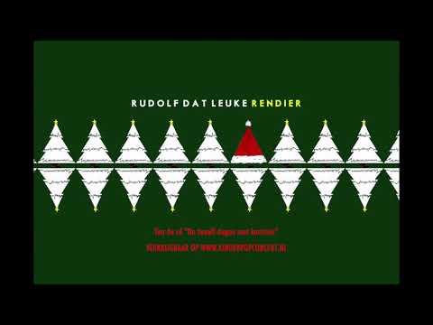 Rudolf Dat Leuke Rendier Rudolph The Red Nosed Reindeer