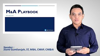 Penasihat Merger dan Akuisisi - Buku Merger & Acquisition Playbook