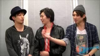 6月号の『デ☆ビュー』D-BOYS連載に、碓井くん&陳内くん&山田くんの3人...