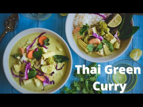 authentic-thai-green-curry-vegetables-with-paste-|-vegetarian-|-quick-recipe