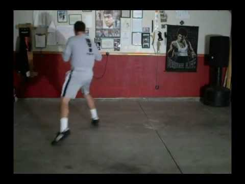 Jeet Kune Do 101: Footwork