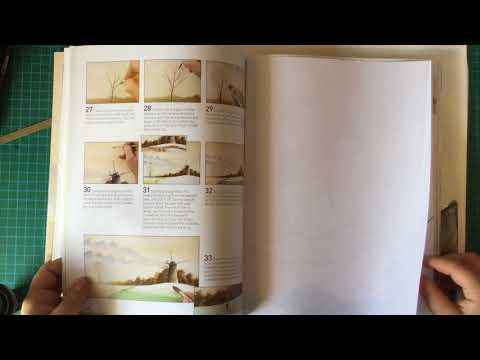 Book Review For Watercolour For The Absolute Beginner By Matthew Palmer
