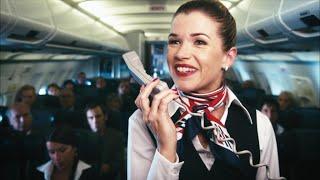 Schlechter Service im Flugzeug