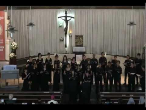 Gregorio Allegri - Adoremus in aeternum - Cappella Victoria Jakarta