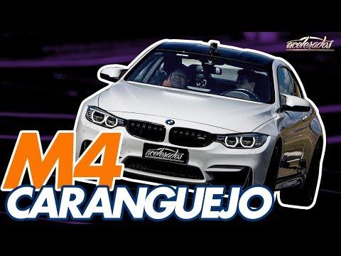 PNEU QUEIMADO! BMW M4 FUÇADA DO DIEGO NUNES DE LADO NA PISTA - VR C/ RUBINHO #144 | ACELERADOS