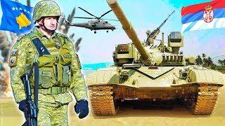 СЕРБИЯ vs КОСОВО ⭐ Војска Србије VS KFOR ⭐ СРАВНЕНИЕ АРМИИ