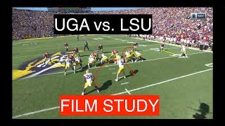 UGA vs LSU Film Study: NOT a time to panic for DAWGS!!!