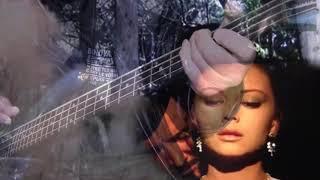 マカロニウエスタン、続荒野の1ドル銀貨☆ジュリア―ノ・ジェンマ☆ベースの部分を弾いてみました。