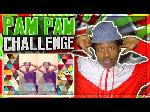 WHY THEY DOING THIS?! 😂😂Pam Pam Challenge Dance Compilation #refillwiddkaii #litdance REACTION