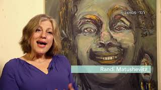 What is Jewish in Your Art Practice? • incl. Hebrew subtitles
