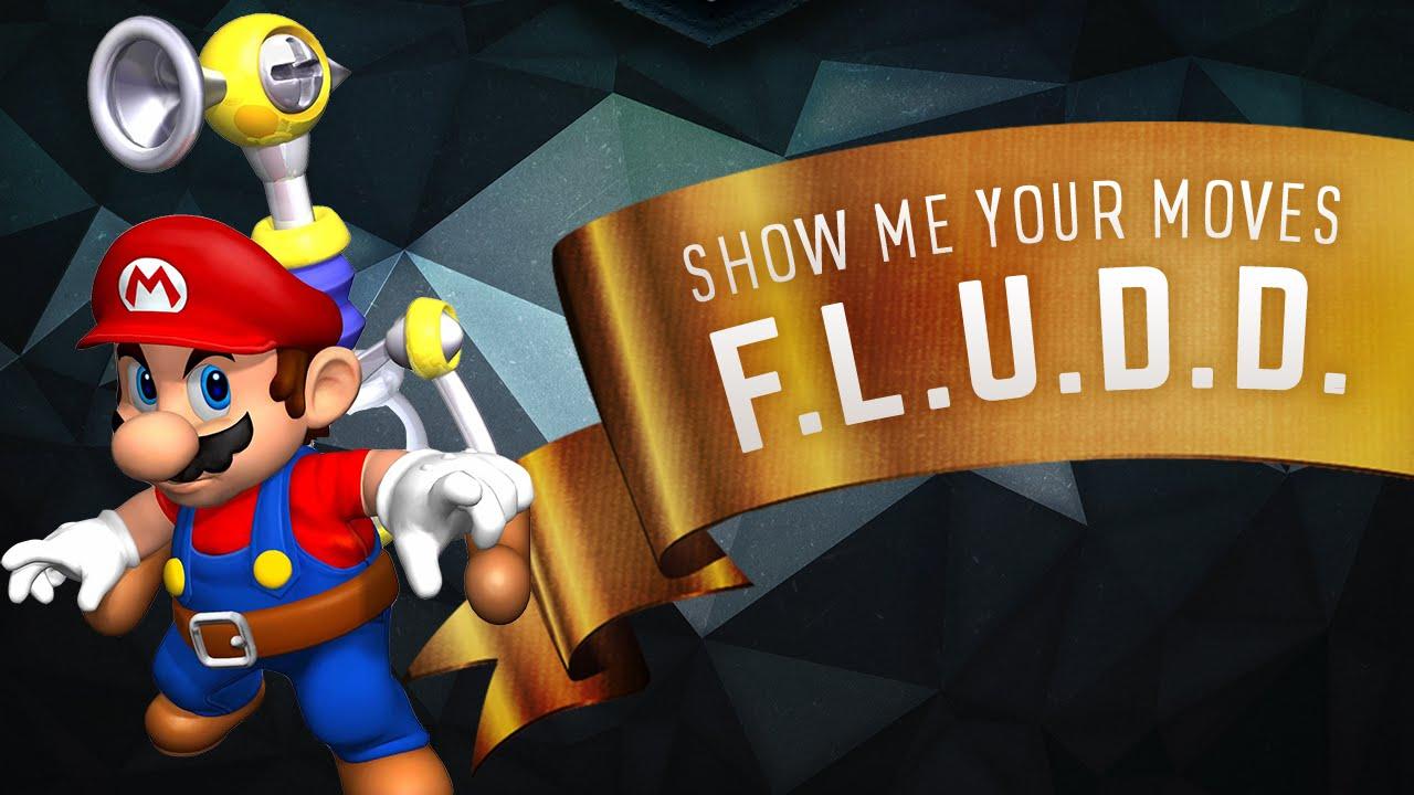 F.L.U.D.D. - Super Smash Academy