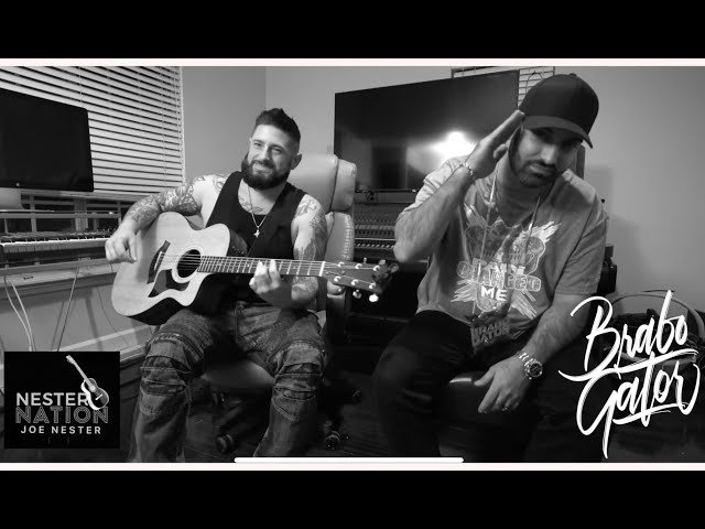Brabo Gator- One Day Ima Fly ft. Joe Nester (Acoustic Version)