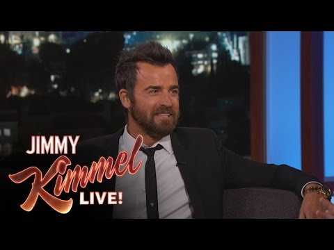 Justin Theroux on The Leftovers