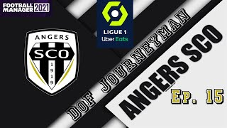 DoF Journeyman Club 2 Ep 15 AngersSCO Football Manager 21 FM21