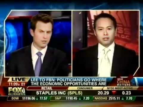 John Lee on Trade Trouble with China for Fox Business