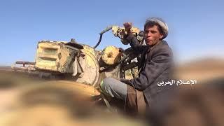 Йемен. +18. ВС Йемена и хуситы отразили наступление наемников саудитов в районе аль-Хадра
