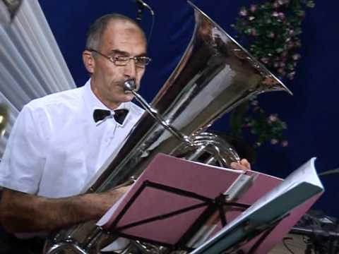 Ансамбль духовых инструментов Диксиленд