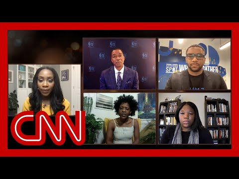 Exclusive conversation about the new CNN Film, DREAMLAND: The Burning of Black Wall Street