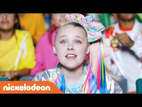 JoJo Siwa - D.R.E.A.M. BTS Music Video 🎬| Nick