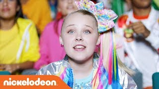 JoJo Siwa - D.R.E.A.M. BTS Music Video 🎬| Nick