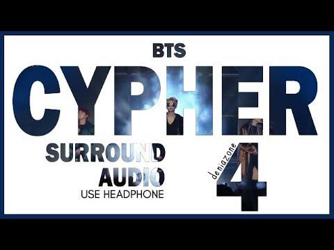[SURROUND AUDIO] BTS - CYPHER Pt. 4 (Headphone Needed)