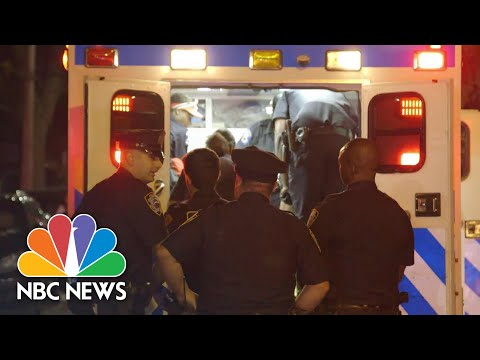 NYC First Responders Adjust To Heavy COVID-19 Demand | NBC News NOW