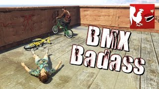 Things to Do In GTA V - BMX Badass | Rooster Teeth
