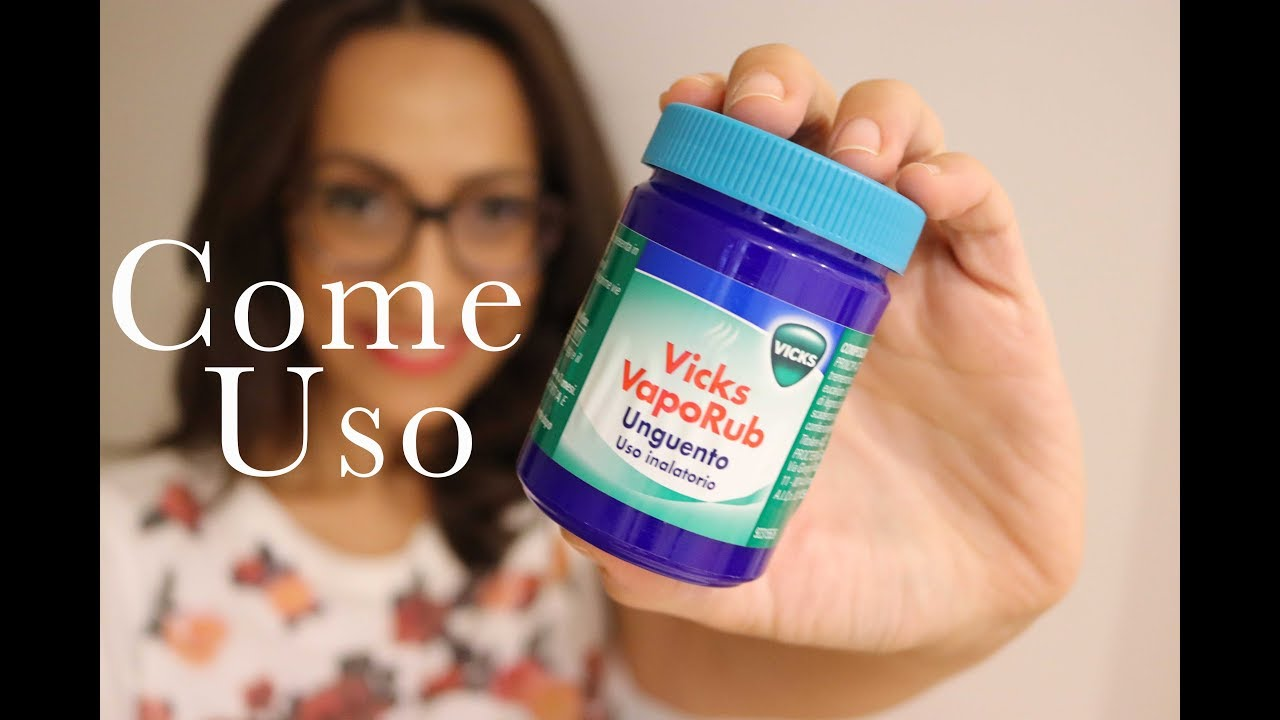 rimedi casalinghi con vick vaporub per perdere peso