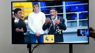 Ветеран зачитал бата на отчетной встрече Сагинтаева