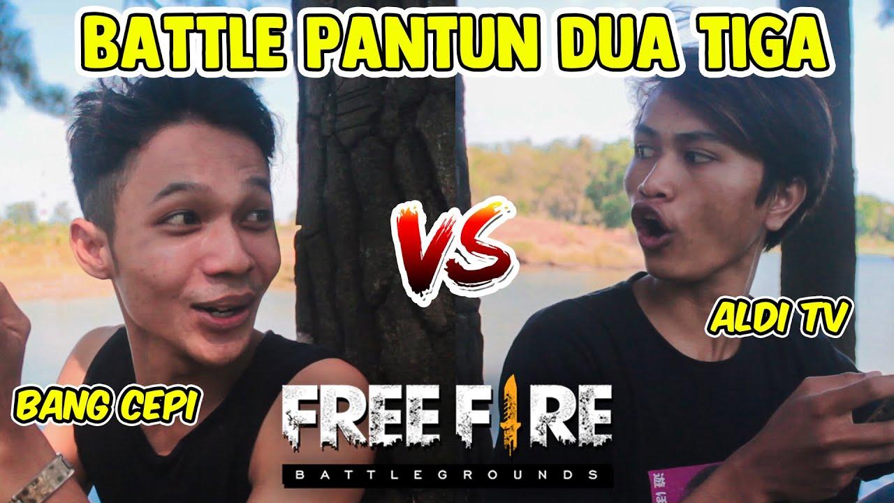 PANTUN DUA TIGA FREE FIRE - ALDI TV