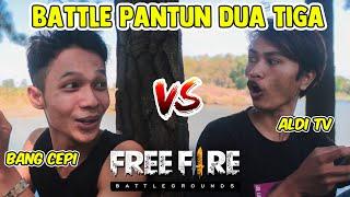 Download Lagu PANTUN DUA TIGA FREE FIRE - ALDI TV mp3