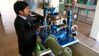 Rajdhani Engineering College Jaipur- (Kaplan Turbine)