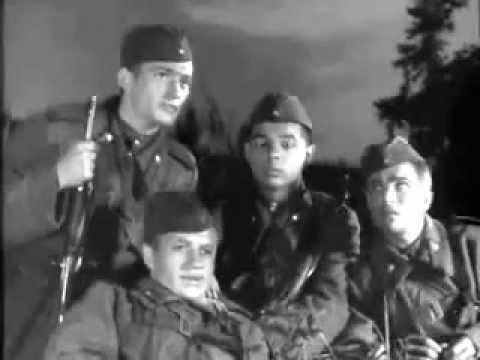Песня Краснознаменный ансамбль песни и пляски Советской Армии - Жди солдата (Ой красивы над Волгой закаты) 1956 г. в mp3 256kbps