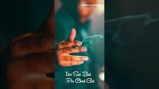 Socha Kucha Pee Ker Tujhe Bhula Dunga Sad Full Screen Status #Shorts