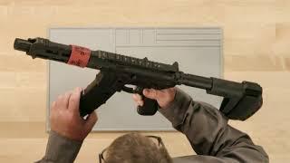 Springfield Velocity Video  - Saint Pistol