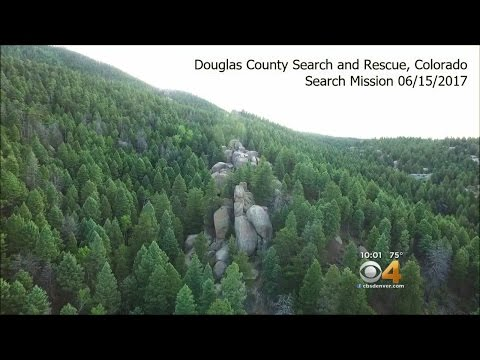 Drones Help Rescue Missing Hikers
