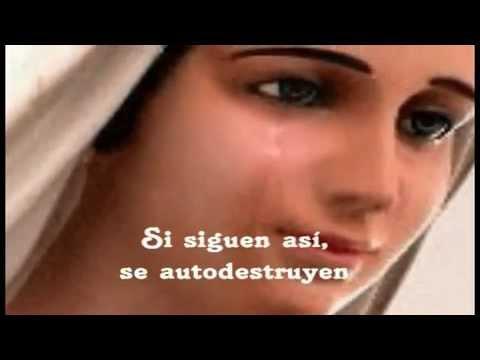 Ave Maria Celine DionHermosos mensajes de la Reina de la Paz BENDITA ERES MARIA