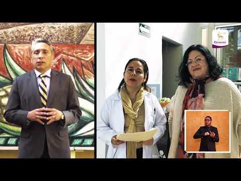 Mensaje con motivo del Segundo Informe de Gobierno del alcalde de Coyoacán, Manuel Negrete Arias