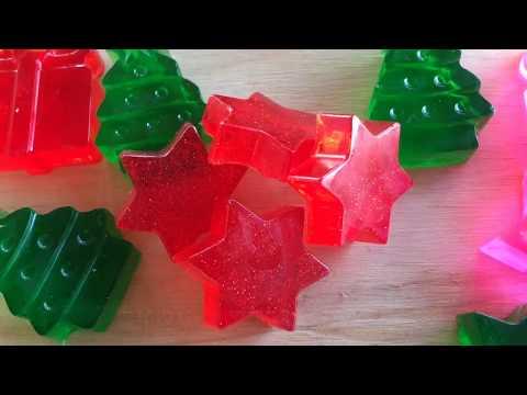 DIY σαπουνάκια που μυρίζουν Χριστούγεννα!!! (Christmas Soap)