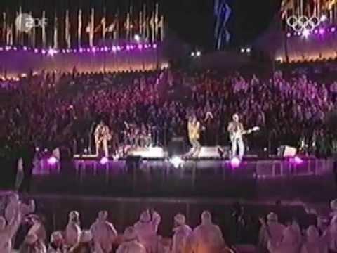 Bon Jovi - It's My Life (Live@Salt Lake City Olympic Closing Ceremony 2002)