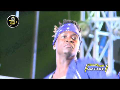 WILLY PAUL PERFORMANCE - GROOVE PARTY 2016 (MACHAKOS)