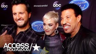 American Idol' Judges Luke Bryan, Katy Perry and Lionel Richie Say They Have Chemistry
