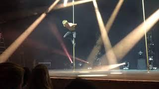 Compétition française de pole dance 2017 guest Dimitry Politov