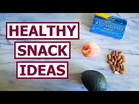 What Dietitians Eat For any Snack