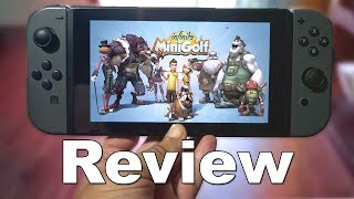 Infinite Minigolf Review (Video Game Video Review)