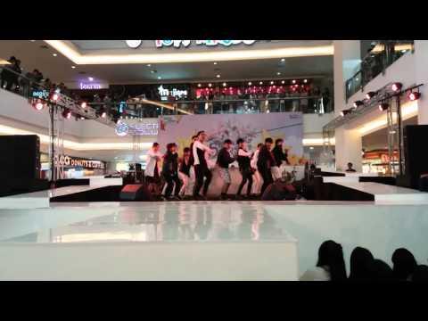S.V.T. Intro+Bang!+Rock (Seventeen Cover Dance)
