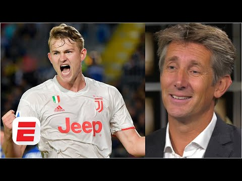 Edwin van der Sar backs Matthijs de Ligt to find his form at Juventus